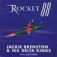 Brenston, Jackie and His Delta Kings : Rocket 88 (Vinyl) Second Hand