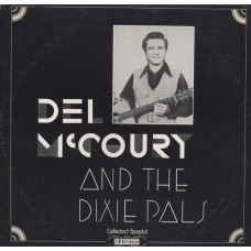 Mccoury, Del And The Dixie Pals : Collector's Special (Vinyl) Second Hand