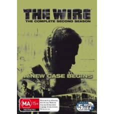 Wire: The Complete Second Season 5 Disc : Wire: The Complete Second Season 5 Disc (DVD) Second Hand