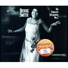 Bessie Smith : Complete Recordings Vol 1: 2CD (CD Box Set) Second Hand