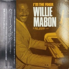 Willie Mabon : I'm The Fixer (Vinyl) Second Hand