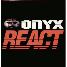 "Onyx : React (12 Single) Second Hand"""
