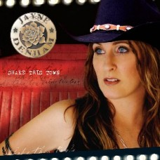 Jayne Denham : Shake This Town (CD) Second Hand