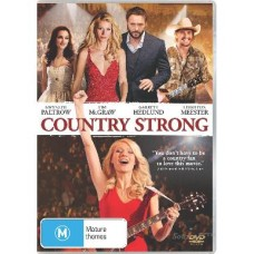 Country Strong : Country Strong (Blu-Ray DVD) Second Hand