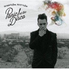 Panic! At The Disco : Too Weird To Live, Too Rare To Die! (CD)