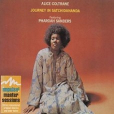 Alice Coltrane : Journey In Satchidananda (CD)