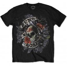 Guns N' Roses : Firepower (Black) (T-Shirt)