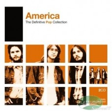 America : Definitive America (CD) Second Hand