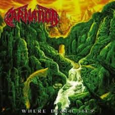 Carnation : Where Death Lies (Vinyl)