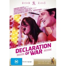 Declaration Of War : Declaration Of War (DVD)