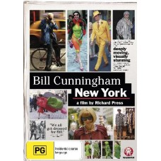 Bill Cunningham New York : Bill Cunningham New York (DVD) Second Hand