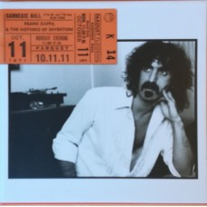 Zappa, Frank and The Mothers Of Invention : Carnegie Hall: 3CD (CD Box Set)