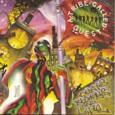 A Tribe Called Quest : Beats, Rhymes And Life (Vinyl)