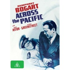 Across The Pacific : Across The Pacific (DVD) Second Hand