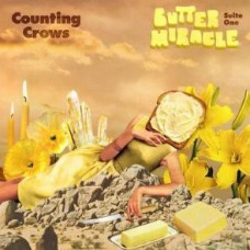 """Counting Crows : Butter Miracle Suite One (12 Single)"""""""