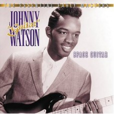 "Watson, Johnny guitar"" : Space Guitar: The Esssential Early (CD) Second Hand"""