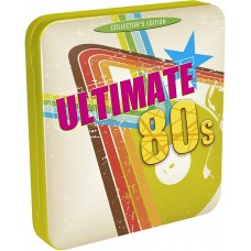 Various : Ultimate 80S-Collector's ( Tin Box ) (CD Box Set) Second Hand