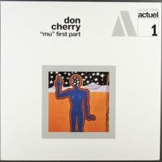 """Don Cherry : mu"""" First Part (Vinyl) Second Hand"""""""