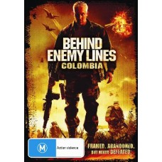 Behind Enemy Lines: Colombia : Behind Enemy Lines: Colombia (DVD) Second Hand