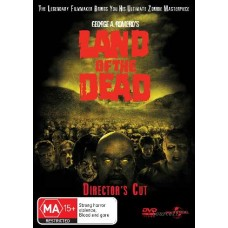 Land Of The Dead: Director's Cut : Land Of The Dead: Director's Cut (DVD) Second Hand