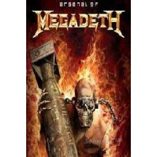 Megadeth : Arsenal Of: 2DVD (DVD) Second Hand