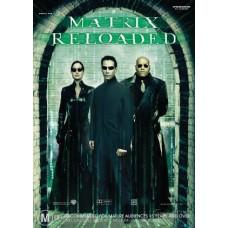 Matrix Reloaded: 2DVD : Matrix Reloaded: 2DVD (DVD) Second Hand