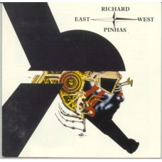 Richard Pinhas : East West (CD) Second Hand