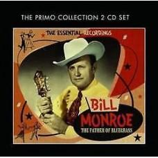 Bill Monroe : Father Of Bluegrass: 2CD (CD)
