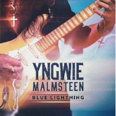 Yngwie Malmsteen : Blue Lightning (CD)