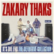 Zakary Thaks : It's The End: The Definitive Collection (CD)