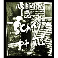 Axemen : Scary! Pt Iii (Vinyl)
