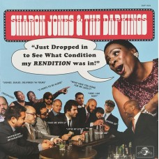 Jones, Sharon and The Dap-Kings : Just Dropped In (To See What Condition (Vinyl)