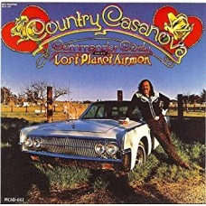Commander Cody And His Lost Planet Airme : Country Casanova (Vinyl) Second Hand