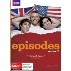 Episodes: Series 2 : Episodes: Series 2 (DVD)