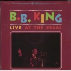 B.B. King : Live At The Regal (Vinyl)