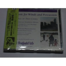 Chicago Symphony Winds / Moscow Philharm : A Tale Of Two Cities: Music For Winds An (CD)