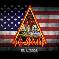 Def Leppard : Hits Vegas: Dvd + 2CD (DVD Box Set)