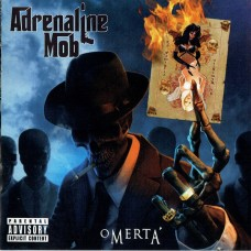 Adrenaline Mob : Omerta (CD) Second Hand