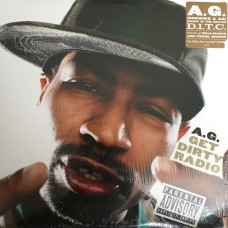 A.G. : Get Dirty Radio (Vinyl) Second Hand