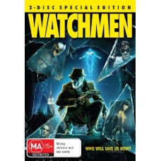Watchmen: 2-Disc Special Edition : Watchmen: 2-Disc Special Edition (DVD) Second Hand