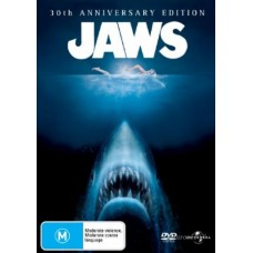 Jaws : Jaws (DVD) Second Hand