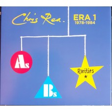 Chris Rea : Era 1 1978-1984: 3CD (CD Box Set)