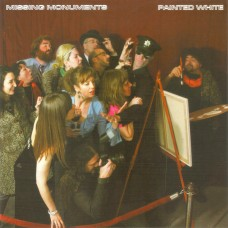 Missing Monuments : Painted White (Vinyl) Second Hand