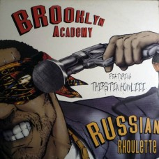 Brooklyn Academy : Russian Roulette / Pana De Que (12 Single) Second Hand""