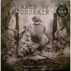 Axis Of Despair : Contempt For Man (Vinyl)