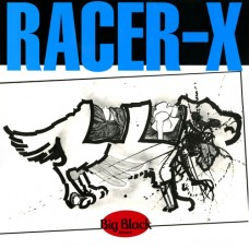 Big Black : Racer-X (12 Single)""