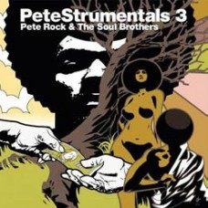 Rock, Pete and The Soul Brothers : Petestrumentals 3 (Vinyl)