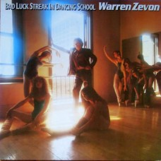 Warren Zevon : Bad Luck Streak In Dancing School (Vinyl) Second Hand