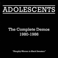 Adolescents : Complete Demos 1980-1986 (Vinyl)