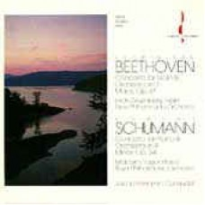 Beethoven / Schumann : Concerto For Violin and Orchestra In D Maj (CD) Second Hand